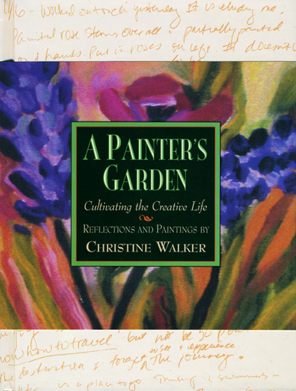 A Painter's Garden Book Cover
